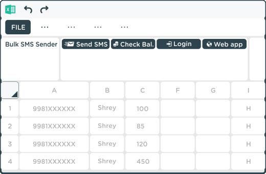 Excel Plugin